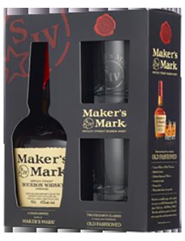 Мейкърс Марк 0.7Л+ 2 чаши /...