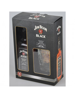 Джим Бийм 6год. черен 0.7 +...