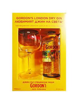 Джин Gordons 0.7L+ ЧАША