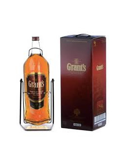 Грантс 4.5л/ Grant's Scotch...