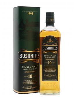 Bushmills 10YO Single Malt...