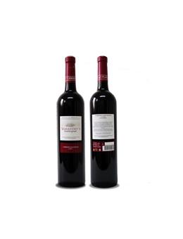 "Червно вино ""Yamantievs""..."