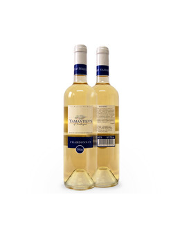 Chardonnay бяло вино...