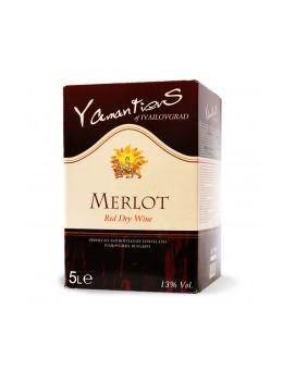 Червено вино Yamantievs...