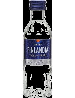 Финландия миниатюра водка...